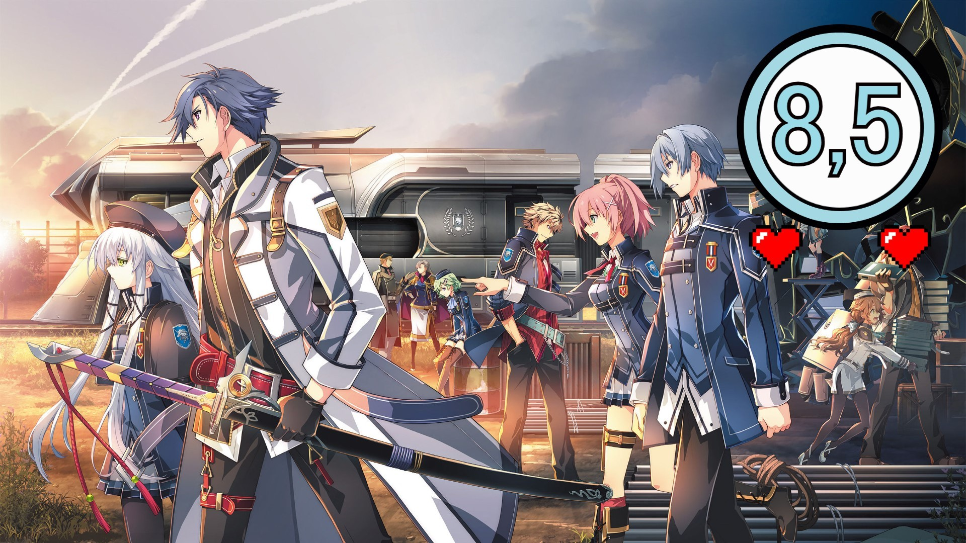 Trails of Cold Steel III Test