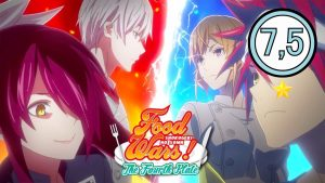 Avis – Food Wars ! The Fourth Plate