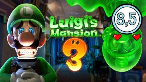 Test – Luigi's Mansion 3