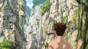 Dr Stone Nature