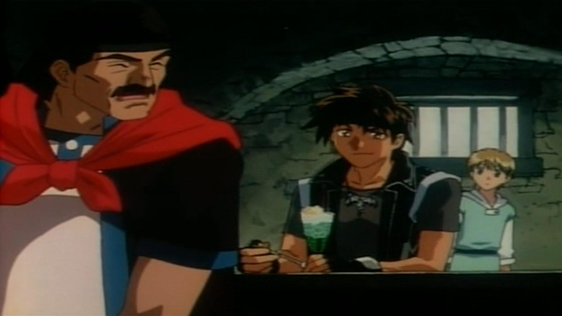 Orphen anime 1988