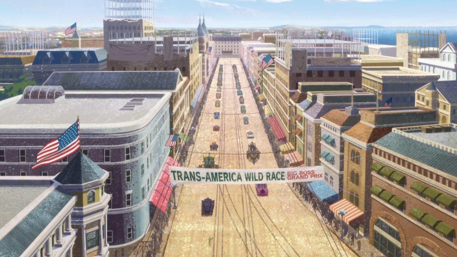Appare-Ranman America