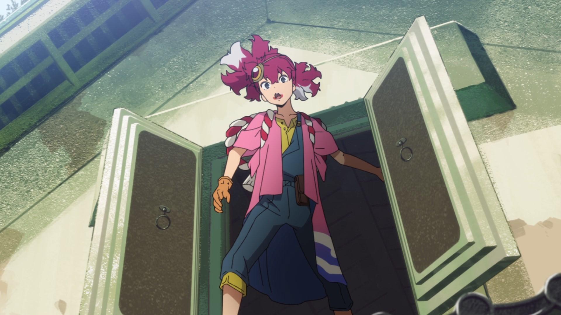 Appare-Ranman Episode 01 Appare