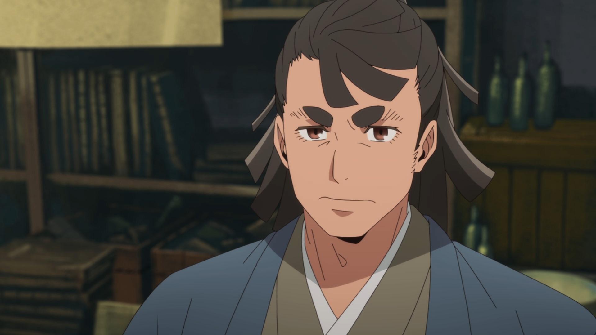 Appare-Ranman Episode 01 Isshiki