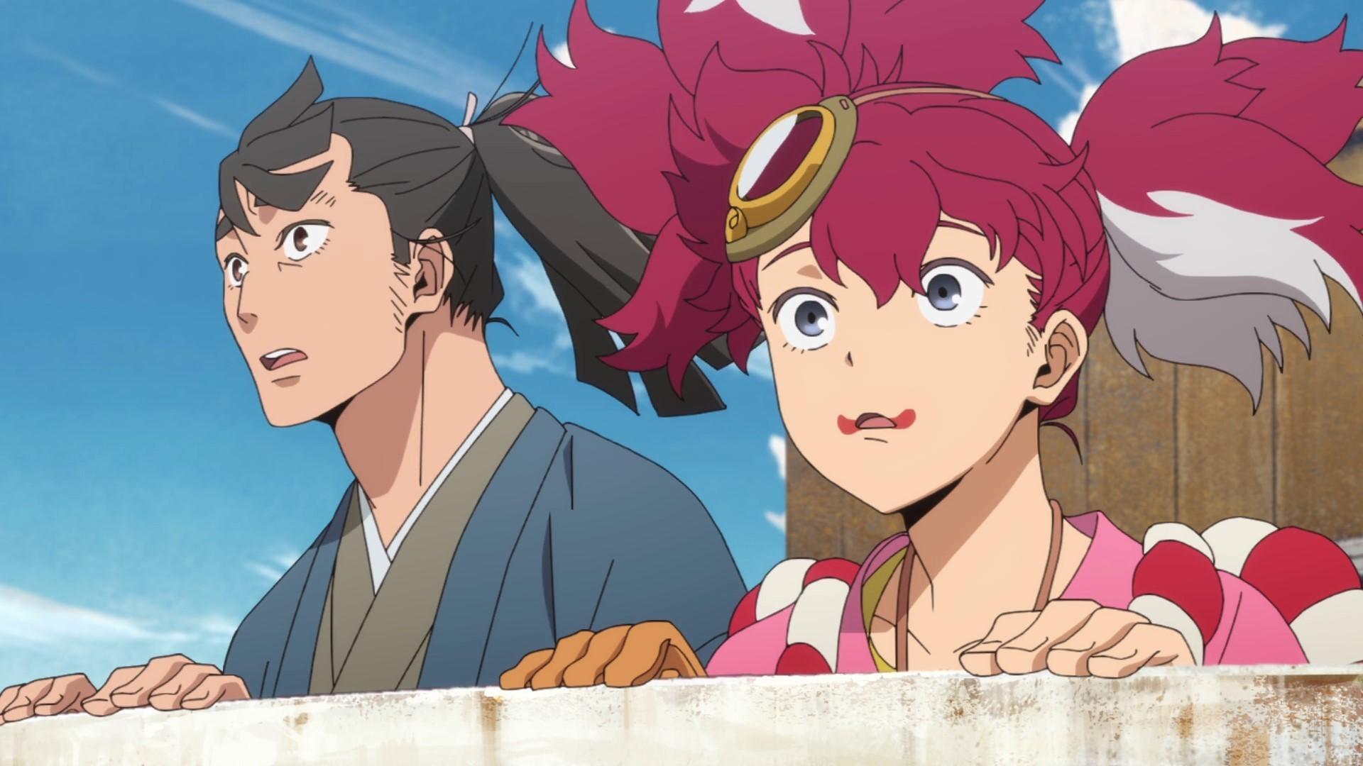 Appare-Ranman Episode Appare Isshiki