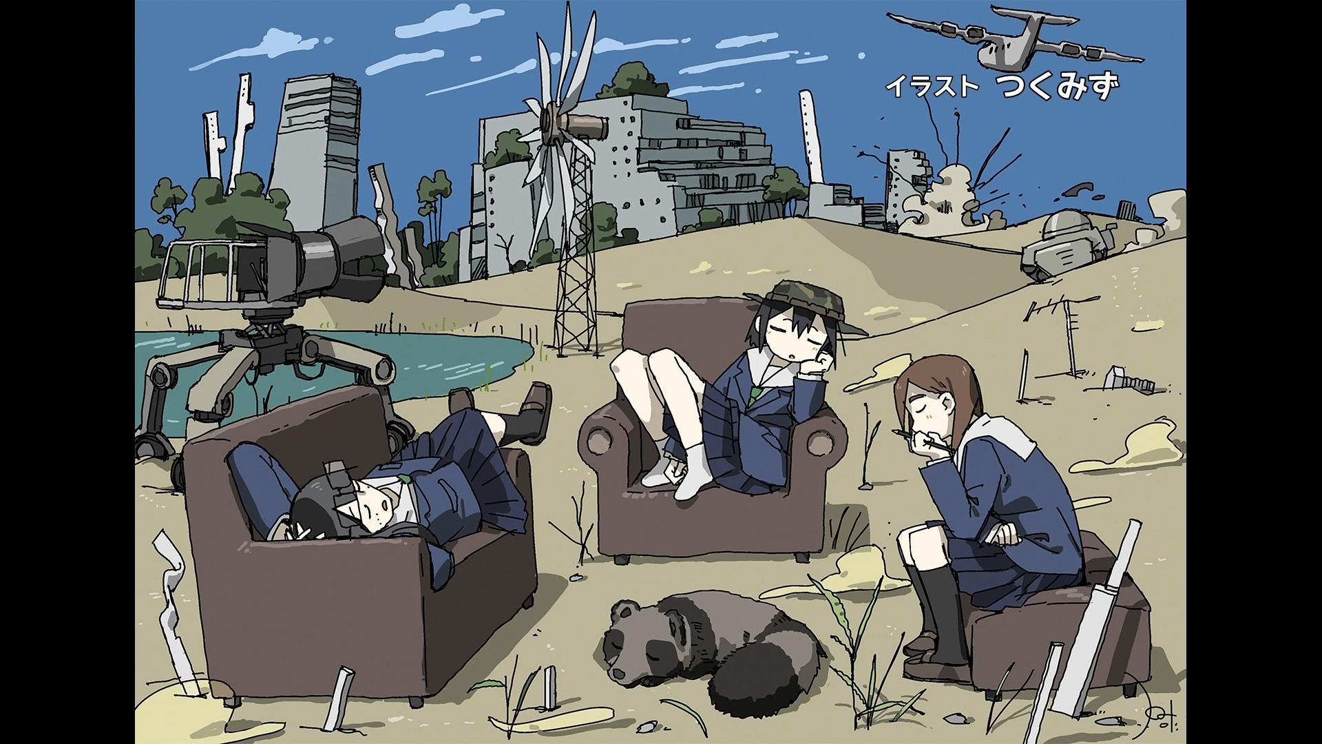 Eizouken tsukumizu