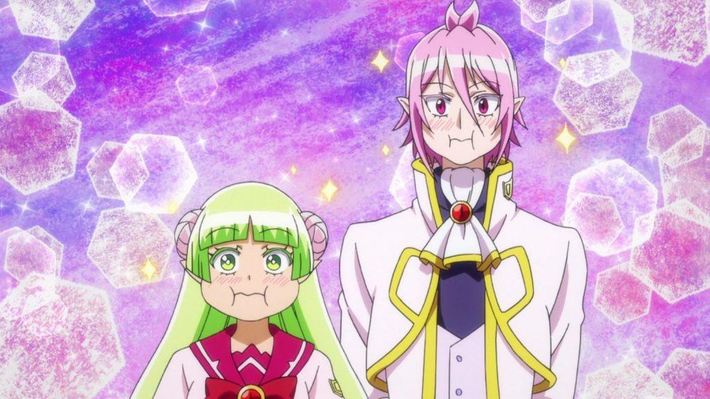 Mairimashita! Iruma-kun Asmodeus Clara