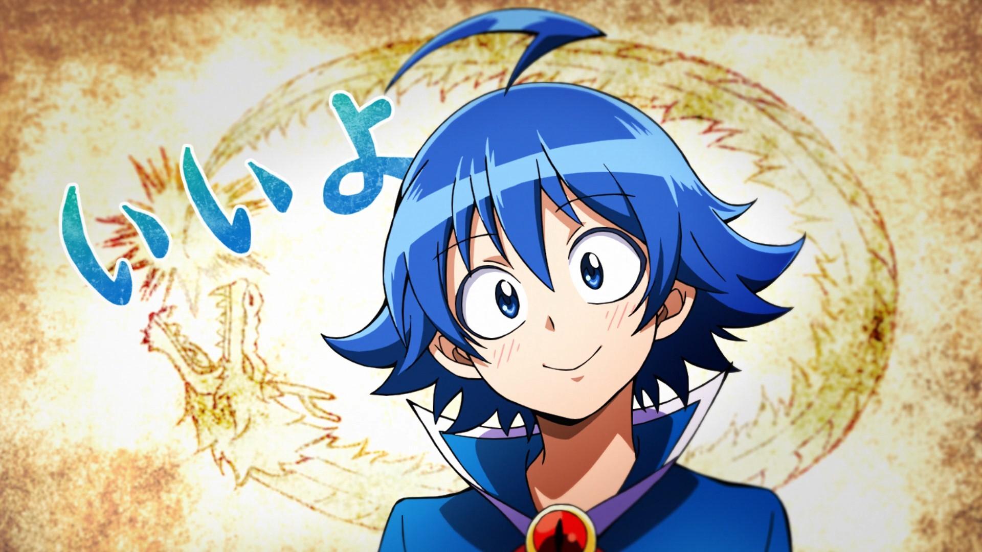 Mairimashita! Iruma-kun Episode 01 Eyecatch