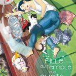 Makoto Ojiro La fille du temple aux chats