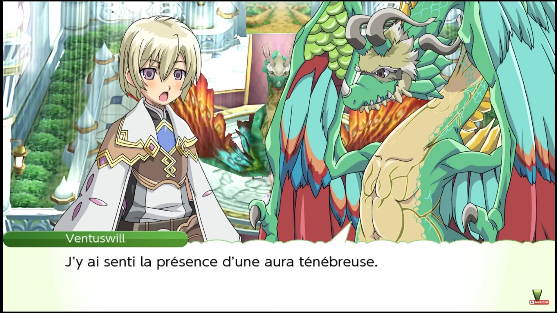 Rune Factory 4 Special Venti