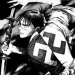 Blade of the immortal Samura Hiroaki