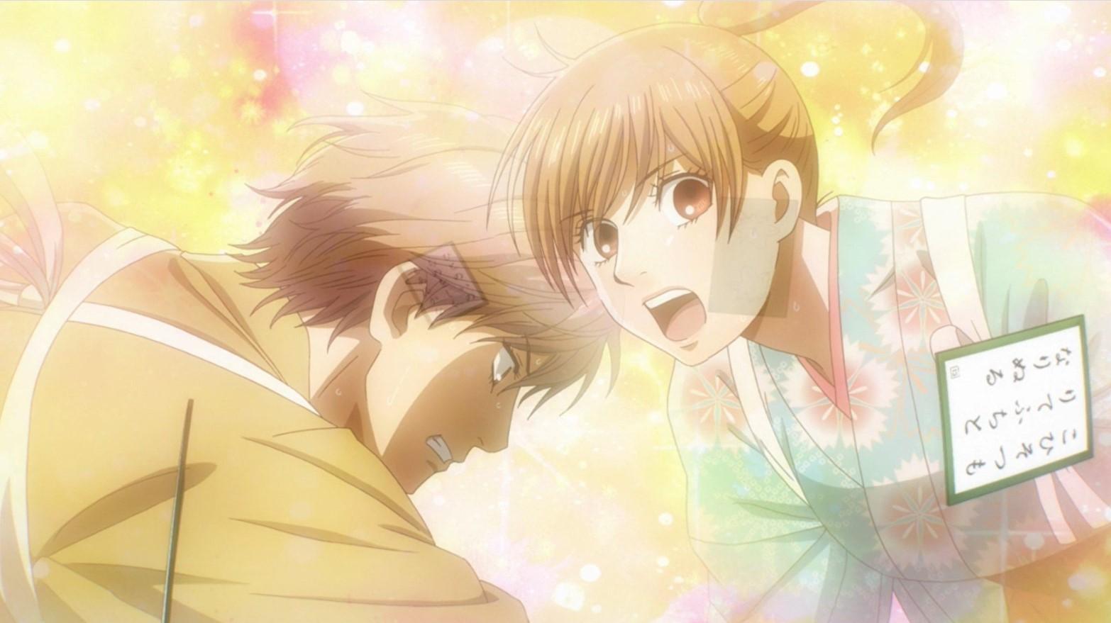 Chihayafuru S3 coup de coeur