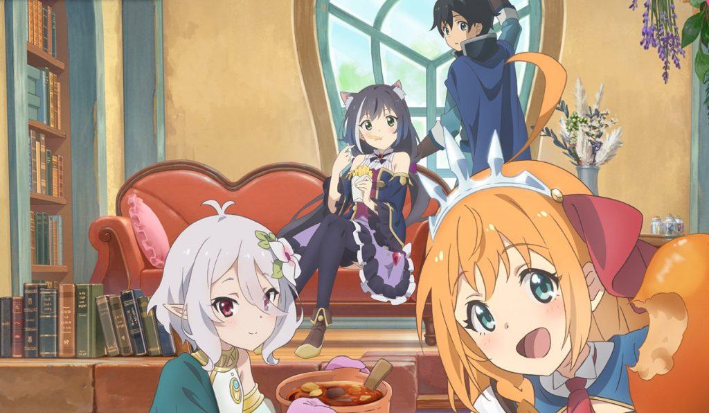 Princess Connect anime