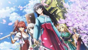 Premières Impressions – Sakura Wars the Animation