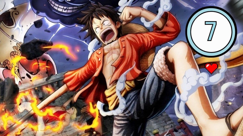 Test One Piece Pirate Warriors 4