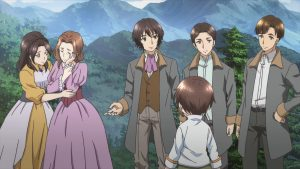 The 8th son episode 01 famille