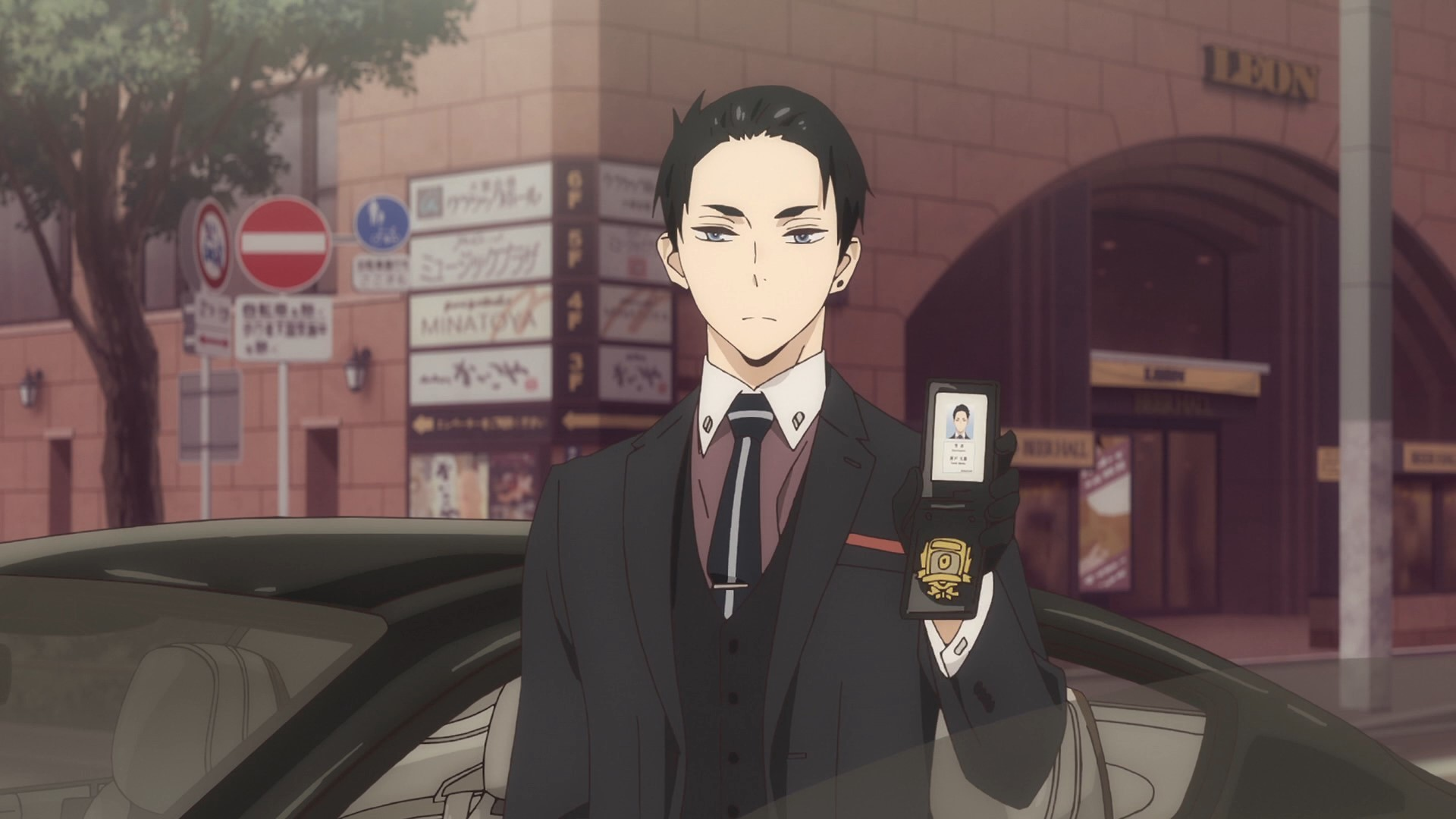 The Millionaire Detective Kanbe Daisuke episode 01