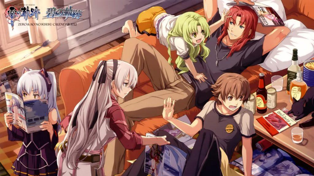 Ao no Kiseki best episode Kiseki
