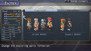 Ao no Kiseki Support Member