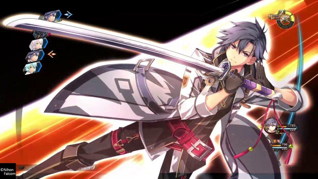 Kiseki Gameplay Combat Orbment