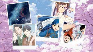 endcard anime