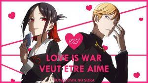 Love is War S2 veut être aimé