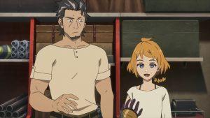 Deca-Dence 03 Natsume Kaburagi
