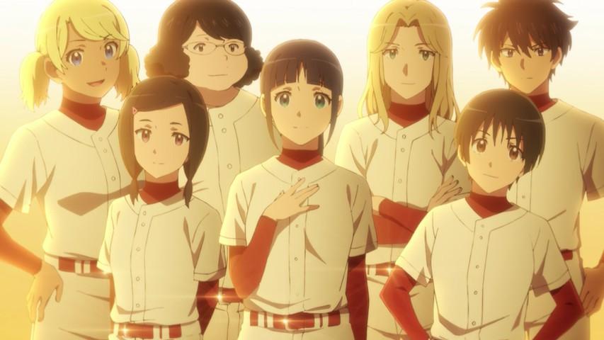 Major 2nd S2 anime