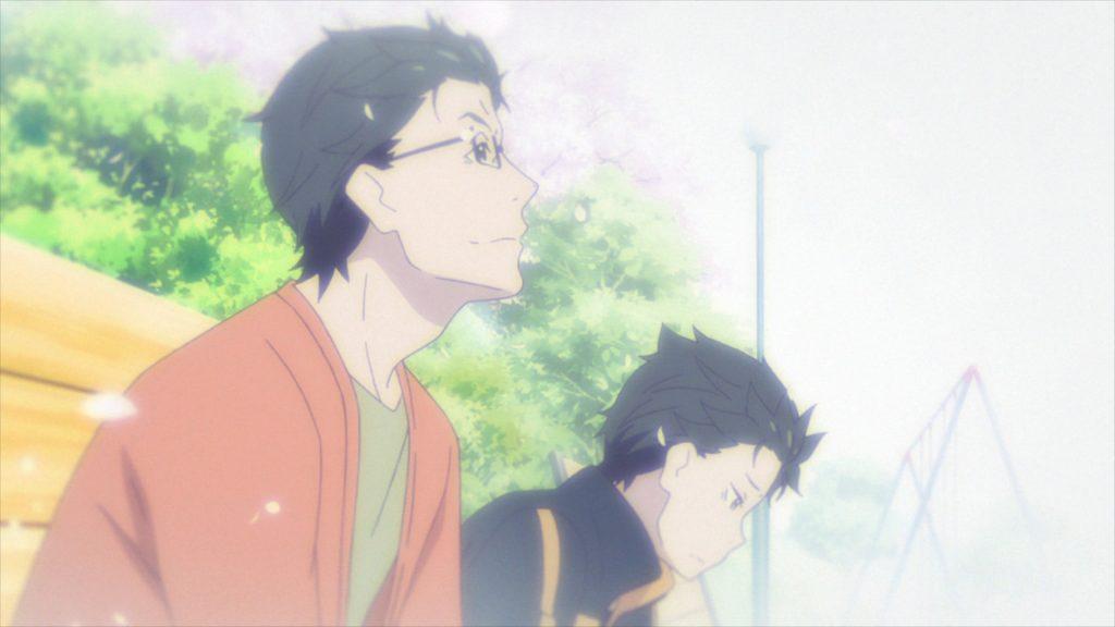 Natsuki Kenichi and Subaru
