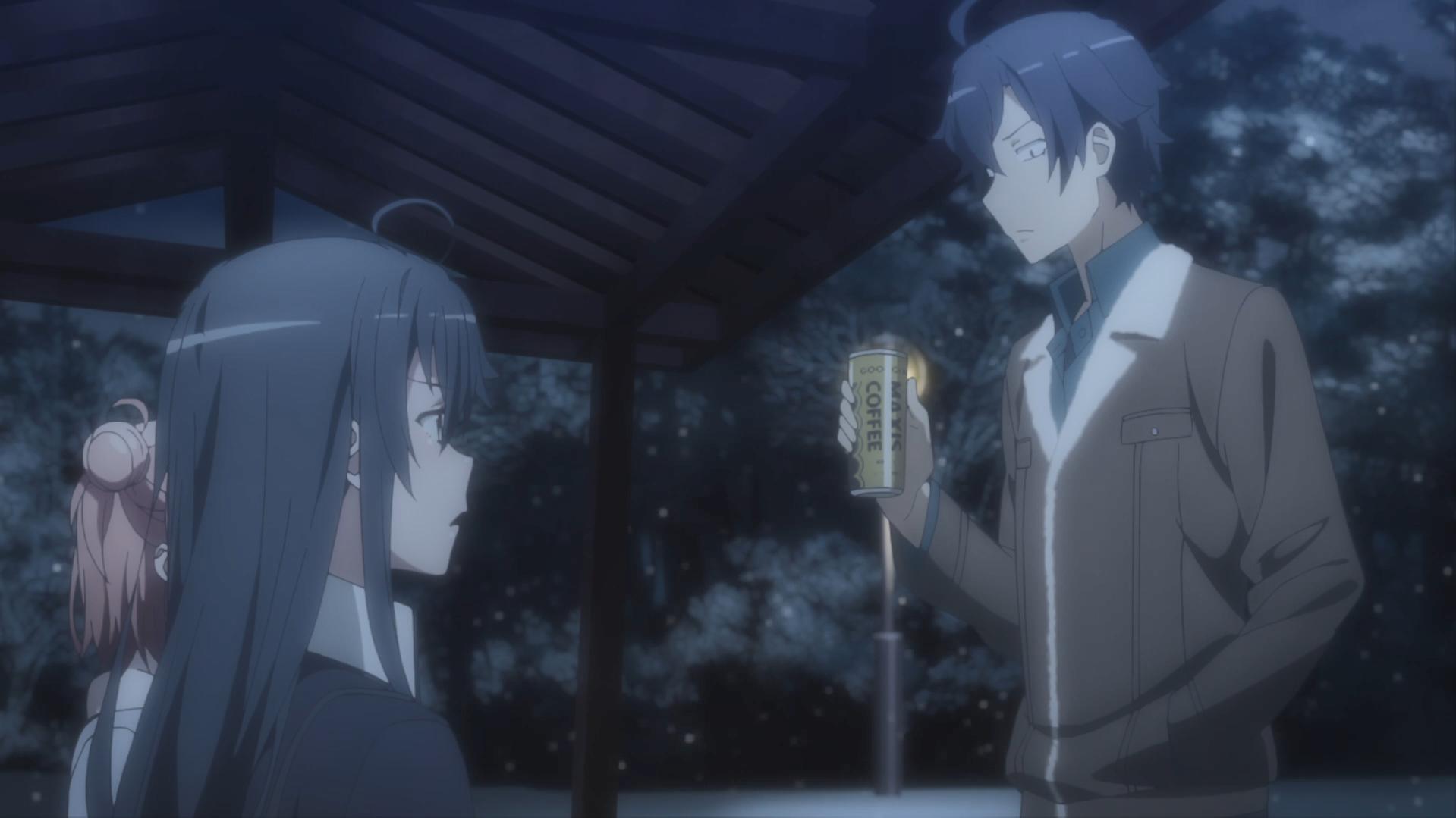 Oregairu HachiYuki Episode 01