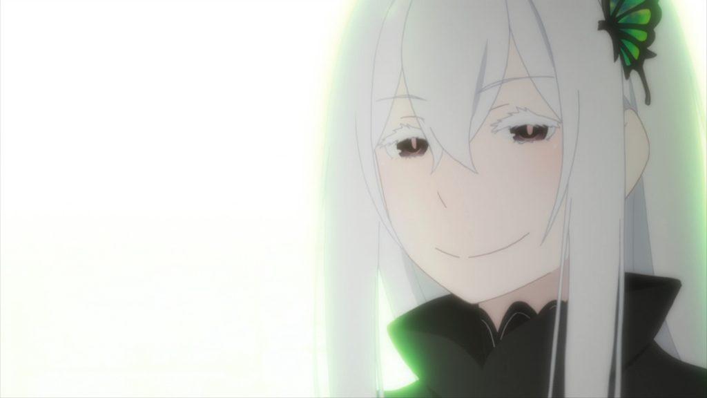 Re Zero Echidna