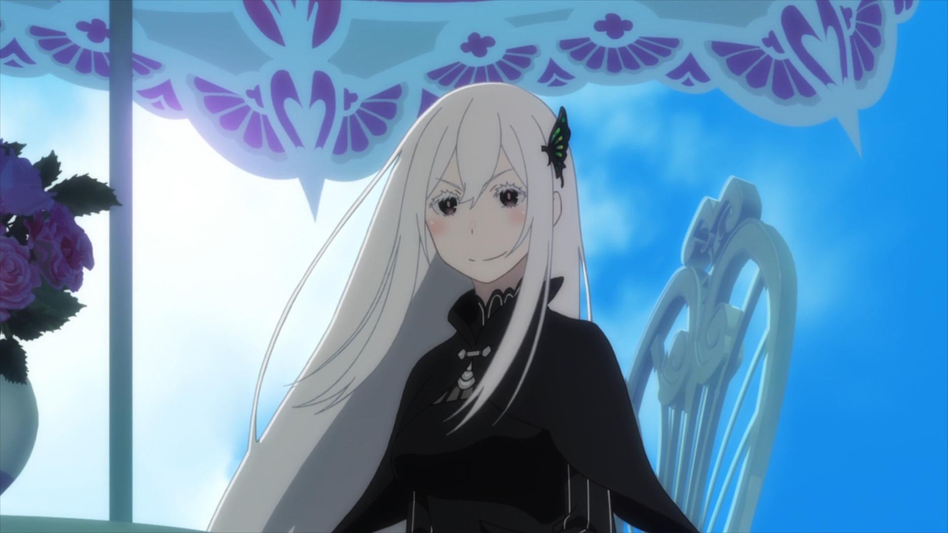 Re Zero S2 Echidna