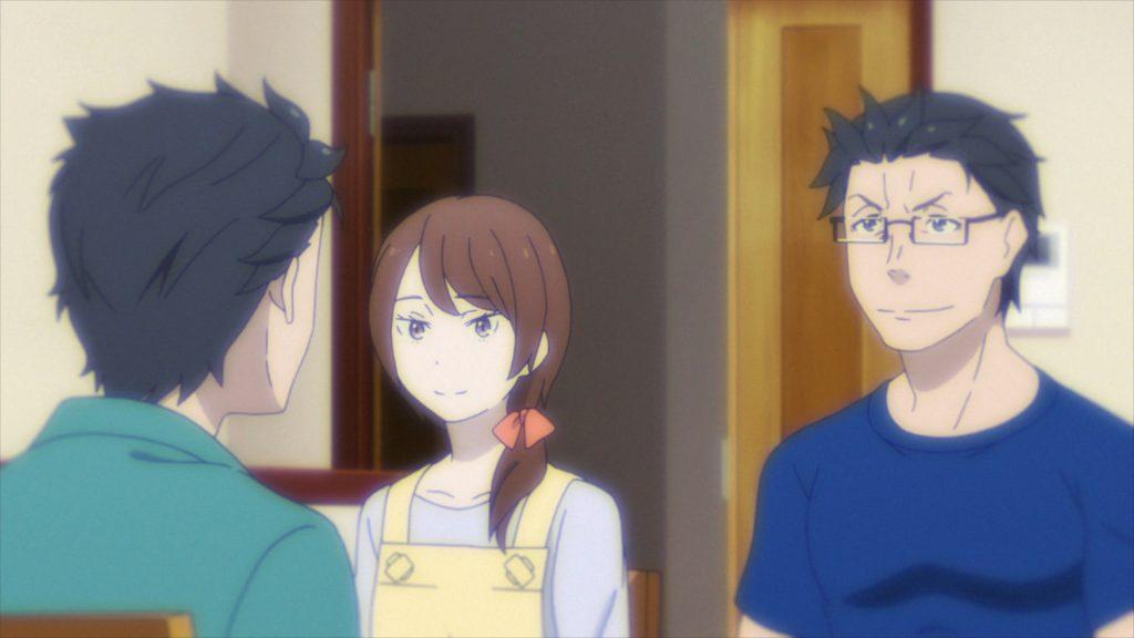 Re Zero Subaru Family
