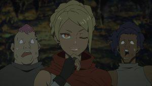Deca-Dence Episode 04 Kurenai