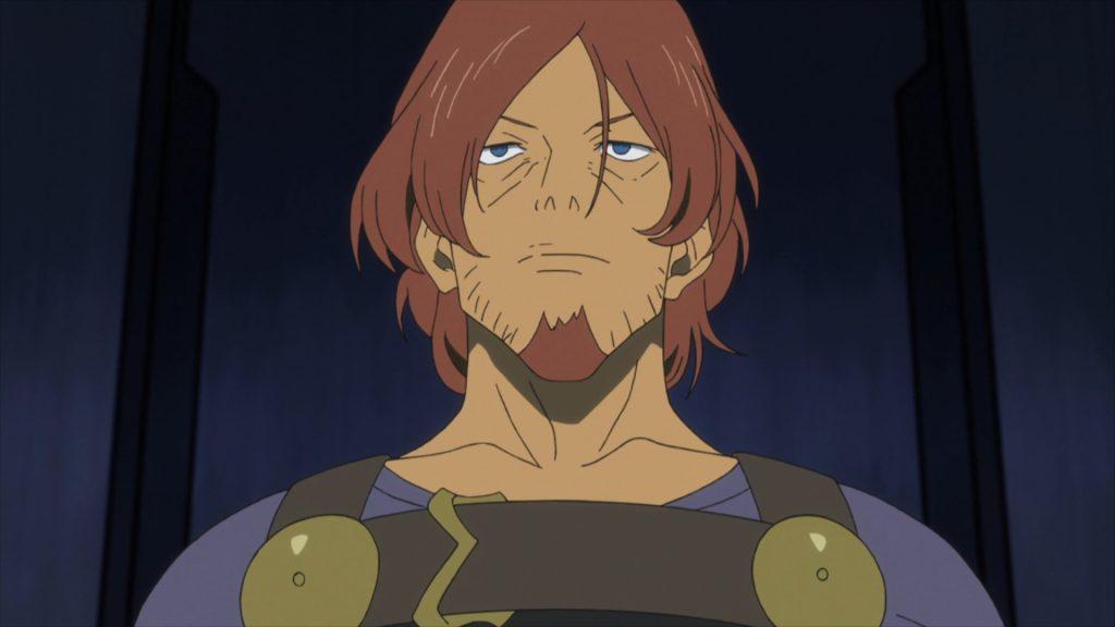 Deca-Dence Kaburagi Episode 07