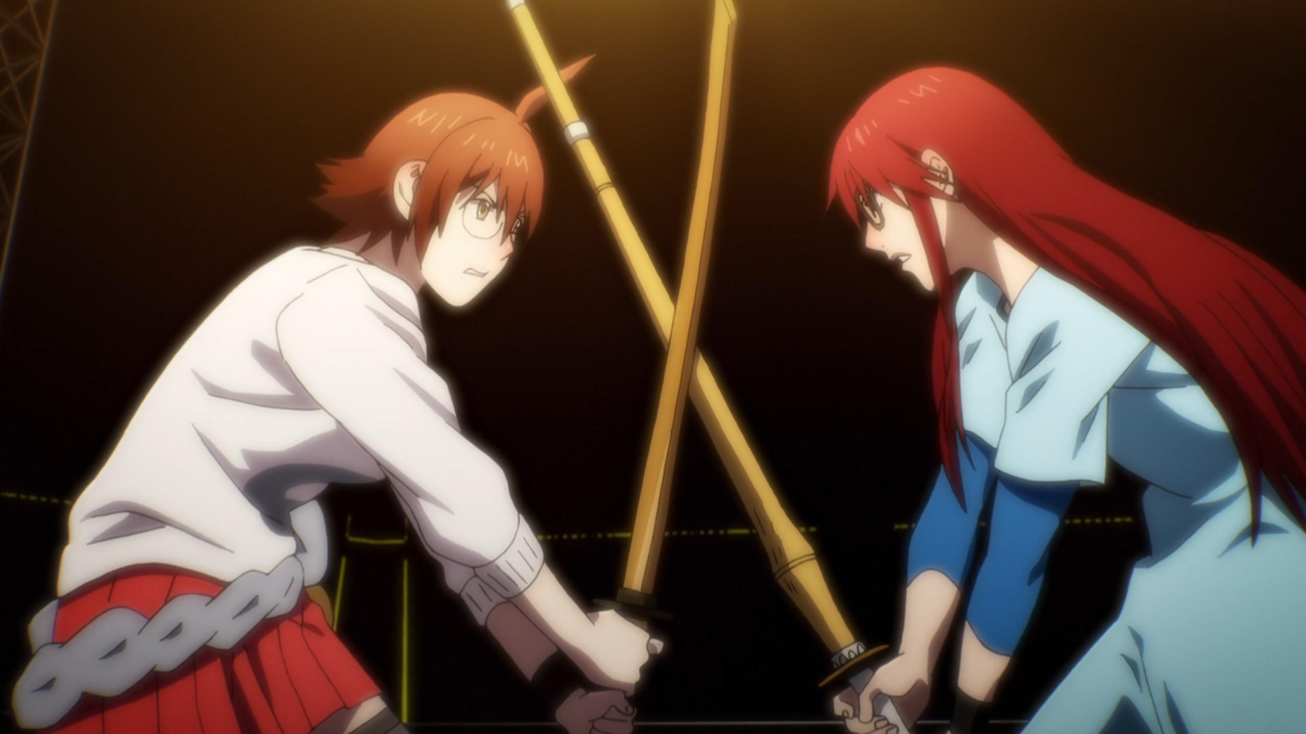 duel of swords
