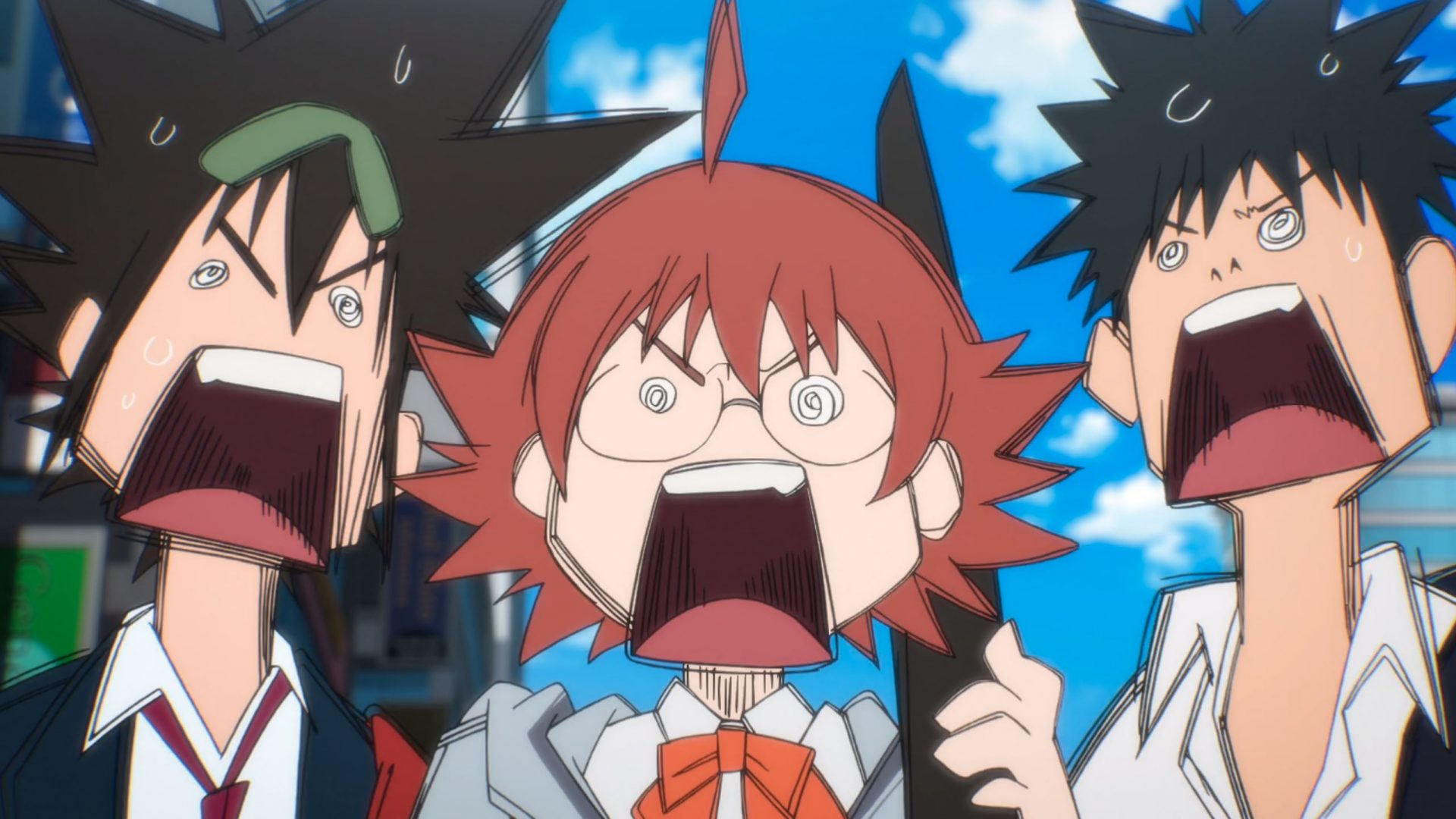 Review  – The God of High School – Episode 04