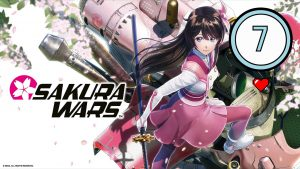 Test – Sakura Wars