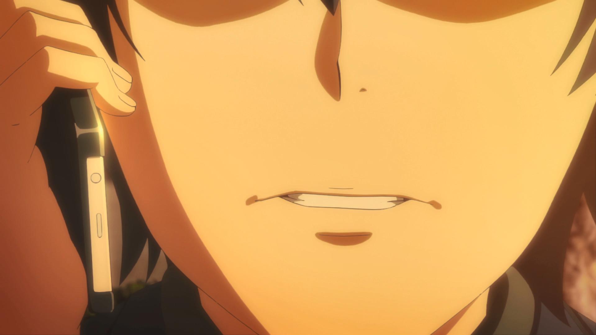 Oregairu Kan #4 Hachiman mord lèvres