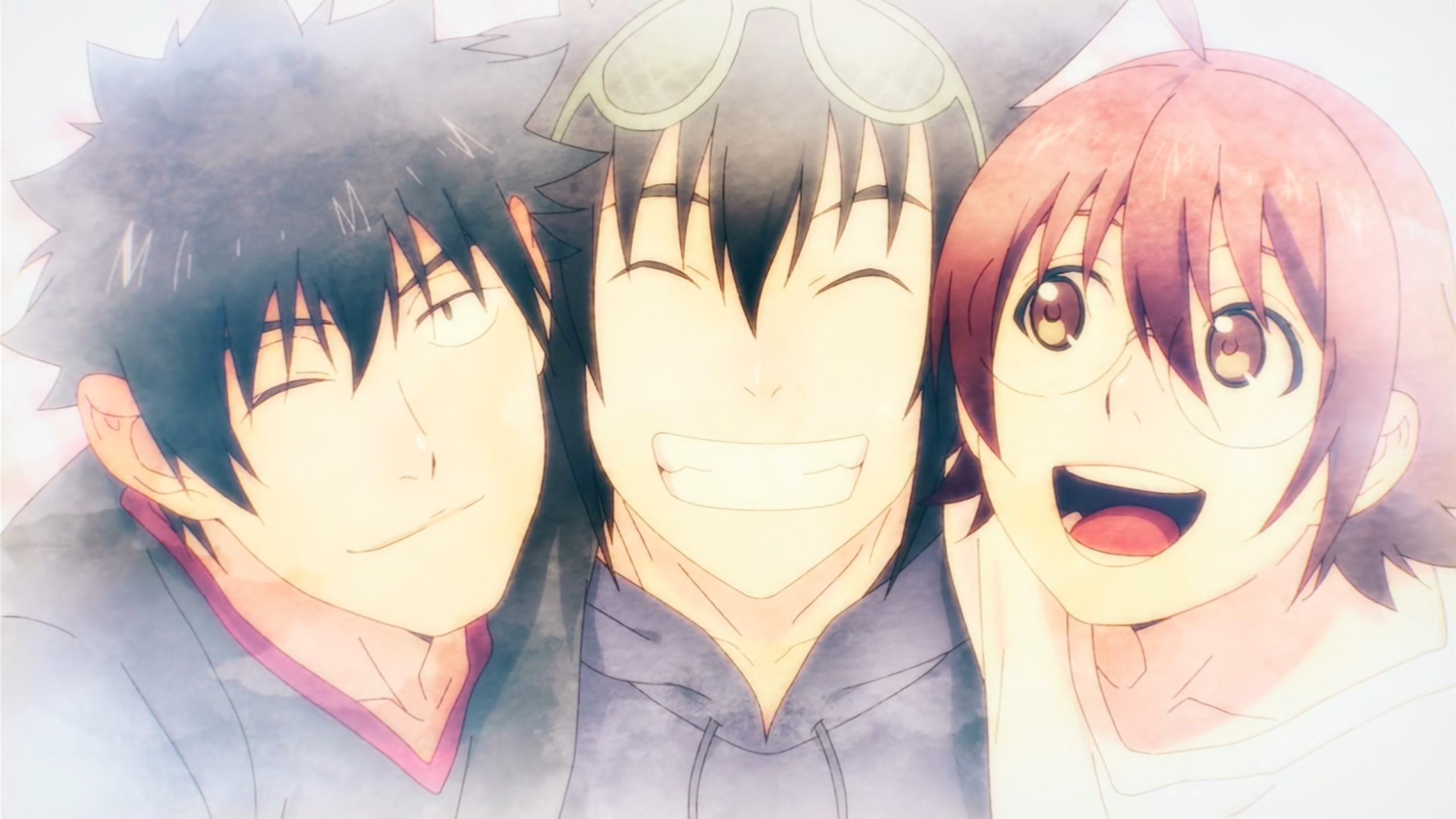 the three friends goh