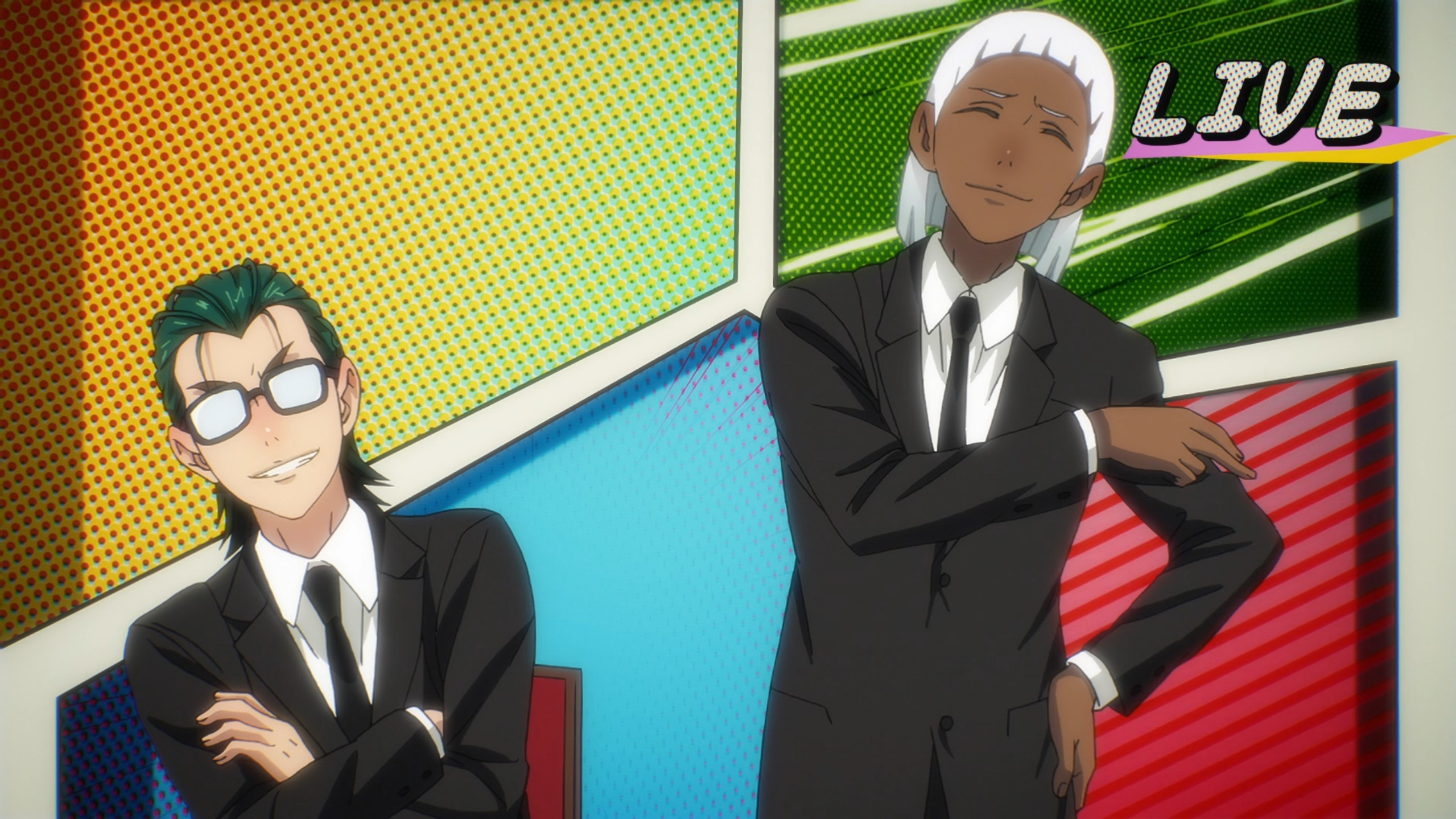 Q and O the god of high school episode 6