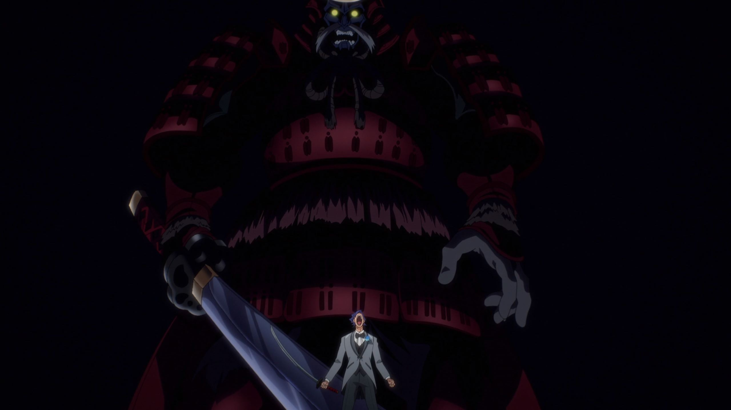 The God of high school démon