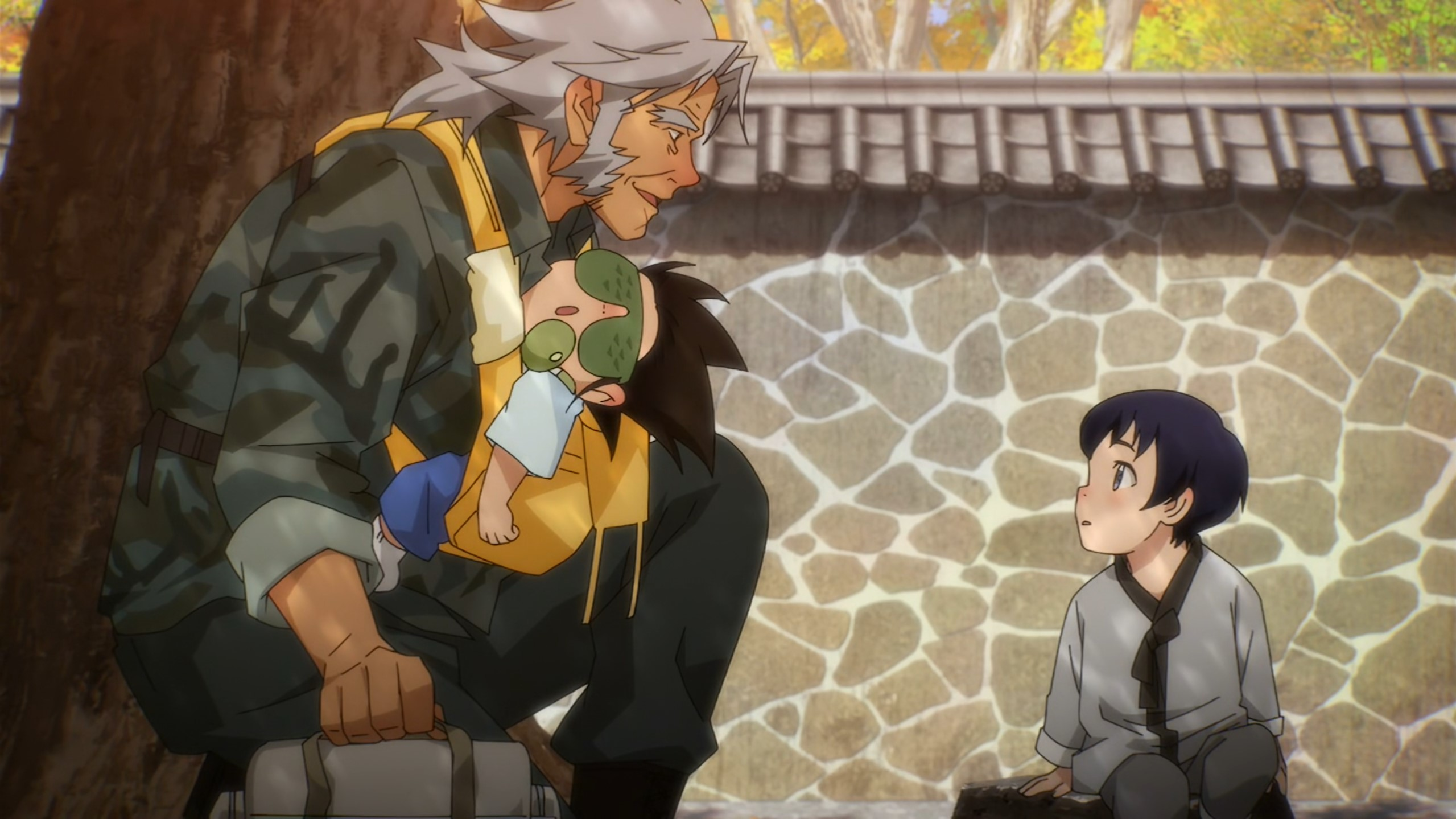 The god of high school episode 08
