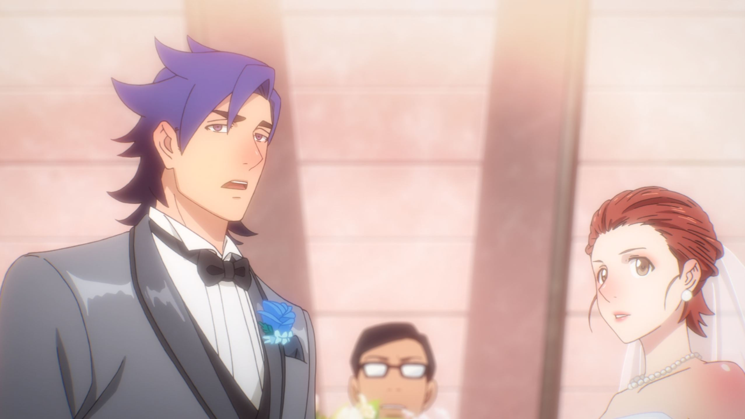 The God of high school mariage