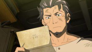 Deca-Dence Episode 10 Kaburagi Letter