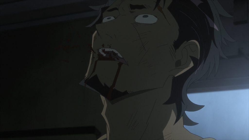 Deca-Dence Kaburagi dead