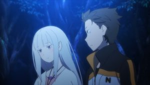 Emilia and Subaru season 2