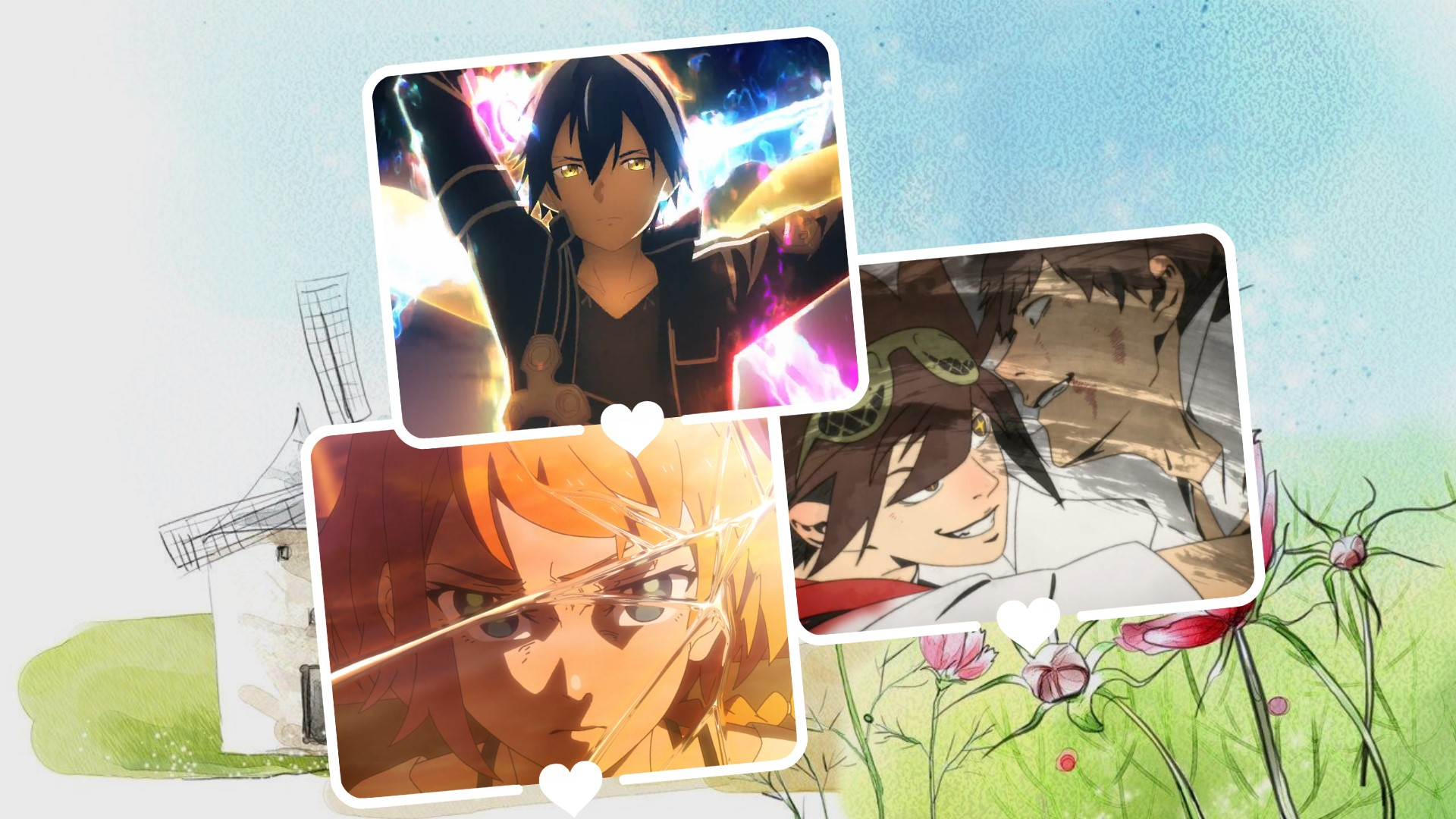 Bilan Anime Eté 2020