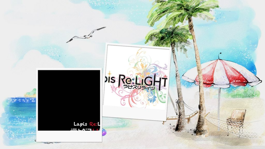 Lapis Re:lights Eyecatch Final
