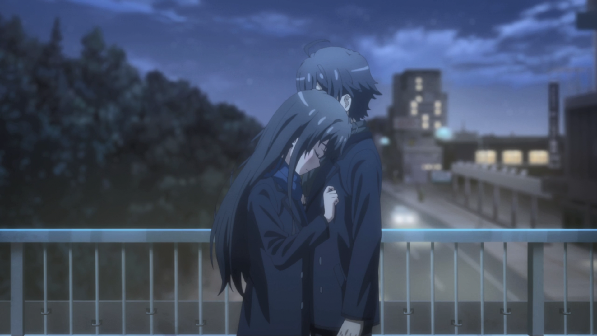 Review  – Oregairu S3 Episode 11